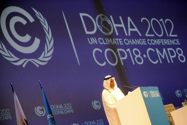 COP 18 - Conferenza mondiale sui cambiamenti climatici